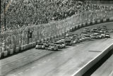 Starting lap of the Atlanta Journal 500, 1981