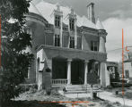 Wimbish Mansion, Peachtree Street, Atlanta, Georgia, March 31, 1981. Presently the home of the...