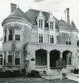 Wimbish Mansion, Peachtree Street, Atlanta, Georgia, November 1970. Presently the home of the...