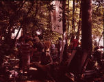 "Behind-the-scenes production set up for ""Deliverance,"" 1971"