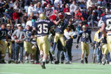 Georgia Tech's Baby Jackets play in the annual freshmen game against UGA, 1993
