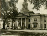Jefferson County Courthouse at Louisville, Georgia, September 1940.