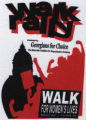Walk Rally presented by Georgians for Choice [t-shirt], 2007