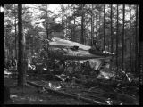 Wreckage from Eastern Airlines Flight 21, Morrow, Georgia, February 26, 1941