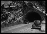 Tunnel in the Great Smoky Mountains National Park, September 1941