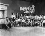 Special taping of The Popeye Club