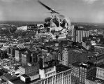Police helicopter photo manipulation