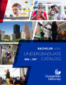 Bachelor-Level Undergraduate Catalog, Georgia State University, 2016-2017