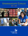 Undergraduate Catalog, Georgia State University, 2013-2014