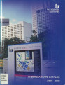 Undergraduate Catalog, Georgia State University, 2000-2001