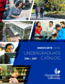 Associate-Level Undergraduate Catalog, Georgia State University, 2016-2017