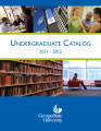 Undergraduate Catalog, Georgia State University, 2011-2012