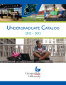 Undergraduate Catalog, Georgia State University, 2012-2013