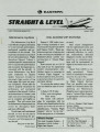 Straight & Level: Flight Operations Newsletter, 1988-08