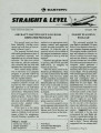 Straight & Level: Flight Operations Newsletter, 1988-09
