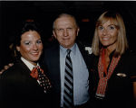 Frank Borman with Eastern Air Lines employees, circa 1980s