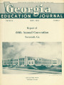Georgia Education Journal, 1947-05