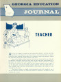 Georgia Education Journal, 1963-01