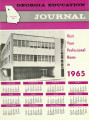 Georgia Education Journal, 1965-01