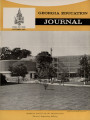 Georgia Education Journal, 1961-10