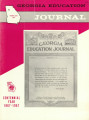 Georgia Education Journal, 1967-02