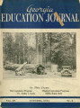 Georgia Education Journal, 1935-10
