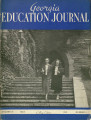 Georgia Education Journal, 1938-05