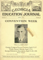 Georgia Education Journal, 1931-04