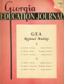 Georgia Education Journal, 1941-10