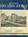 Georgia Education Journal, 1935-11