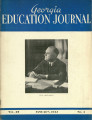 Georgia Education Journal, 1937-01