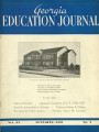 Georgia Education Journal, 1936-11