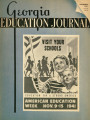 Georgia Education Journal, 1941-11