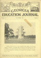 Georgia Education Journal, 1931-10