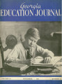 Georgia Education Journal, 1937-11