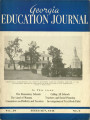 Georgia Education Journal, 1936-02