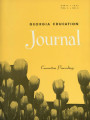 Georgia Education Journal, 1957-04