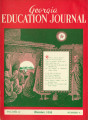 Georgia Education Journal, 1938-12