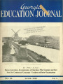 Georgia Education Journal, 1936-04