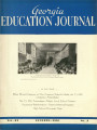Georgia Education Journal, 1936-10