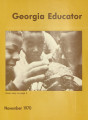 Georgia Educator, 1970-11