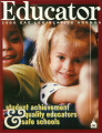 Educator, 2000, Legislative Agenda