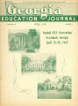Georgia Education Journal, 1947-04