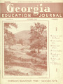 Georgia Education Journal, 1946-10