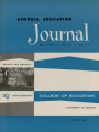Georgia Education Journal, 1958-05