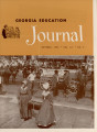 Georgia Education Journal, 1958-10
