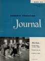 Georgia Education Journal 1955-03