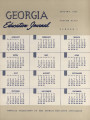 Georgia Education Journal, 1954-01