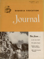 Georgia Education Journal, 1956-11