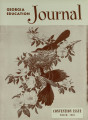 Georgia Education Journal, 1960-03